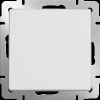 WL01-SW-1G-2W / Выключатель одноклавишный проходной (белый) a028644
