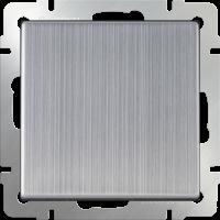 WL02-SW-1G / Выключатель одноклавишный (глянцевый никель) a028842