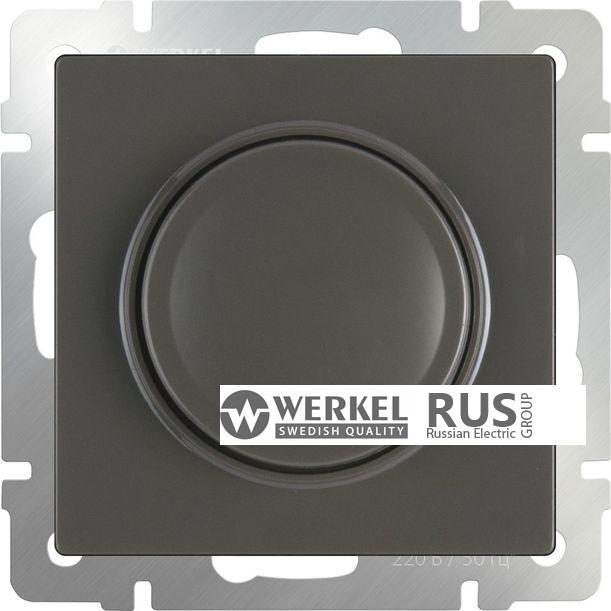 WL07-DM600 / Диммер (серо-коричневый)